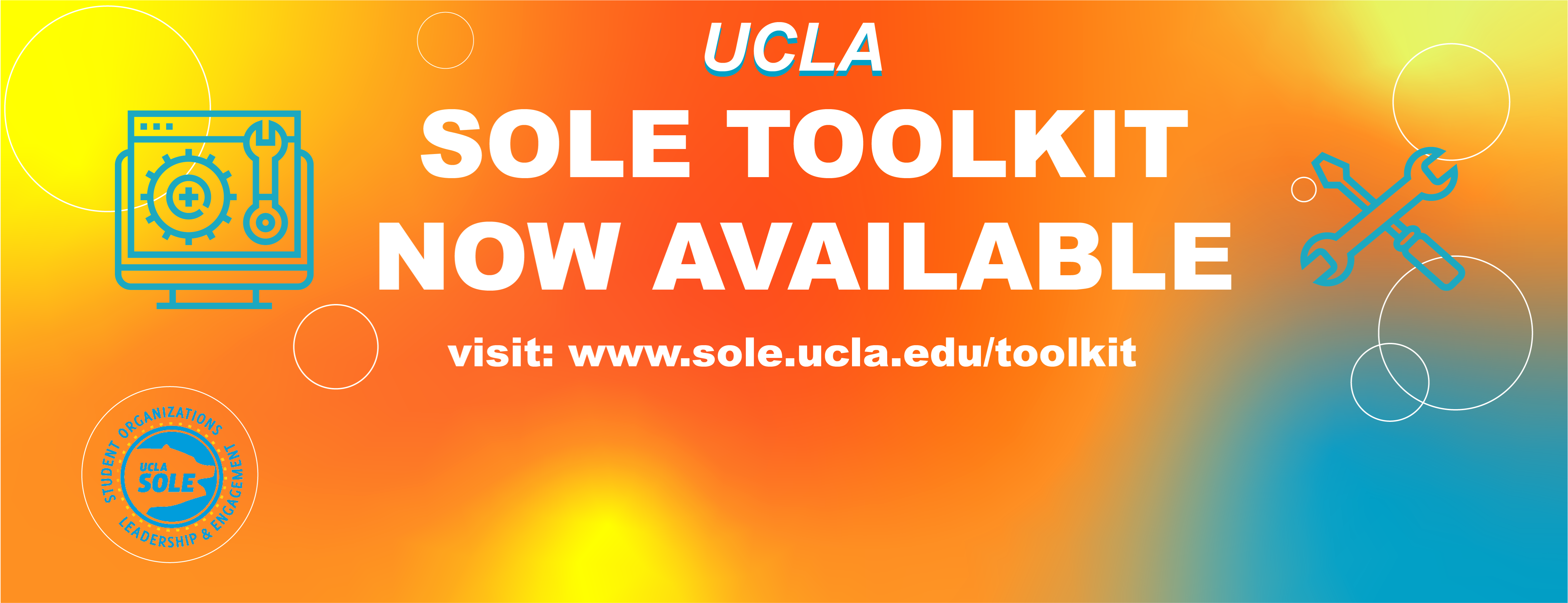 UCLA SOLE Toolkit. Now Available.